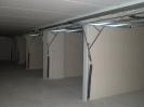 GARAGE IN PANNELLI SANDWICH M-F E PORTONI BASCULANTI