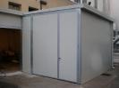 BOX ESTERNO IN PANNELLI M-F
